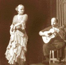 Gitana Blanca | Long Beach, CA | Flamenco Guitar | Photo #3
