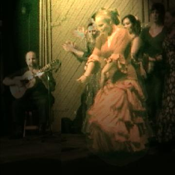 Gitana Blanca | Long Beach, CA | Flamenco Guitar | Photo #5