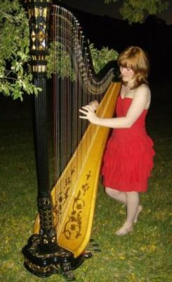 Laura Stokes Harpist | Baltimore, MD | Harp | Photo #4