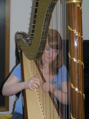 Laura Stokes Harpist | Baltimore, MD | Harp | Photo #9