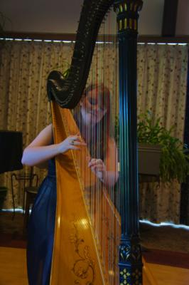 Laura Stokes Harpist | Baltimore, MD | Harp | Photo #3