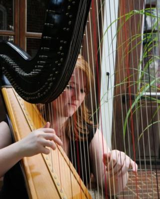 Laura Stokes Harpist | Baltimore, MD | Harp | Photo #1