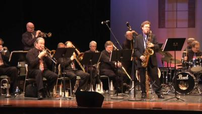 Alan Paller and his Jazz Hott Orchestra | Bryn Mawr, PA | Big Band | Photo #1