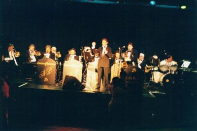 Alan Paller and his Jazz Hott Orchestra | Bryn Mawr, PA | Big Band | Photo #10
