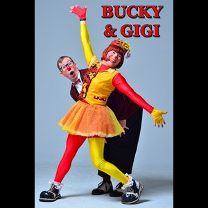 Denton Clown | Bucky & GiGi