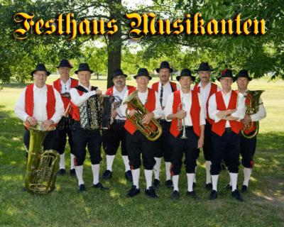 Festhaus-Musikanten | Kansas City, MO | German Band | Photo #1