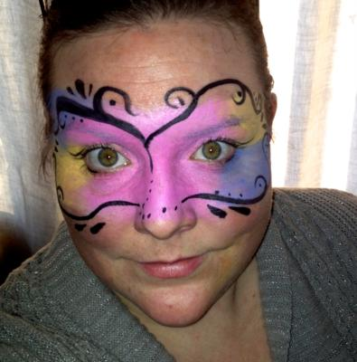 Art by Ali | Parma, OH | Face Painting | Photo #2