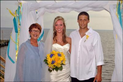 Reverend Tanya K. Young | Kitty Hawk, NC | Wedding Officiant | Photo #25