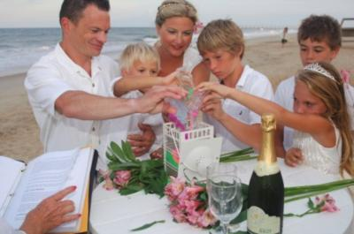 Reverend Tanya K. Young | Kitty Hawk, NC | Wedding Officiant | Photo #5