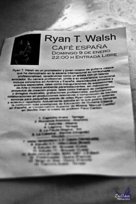 Ryan Walsh | Portland, OR | Classical Guitar | Photo #7