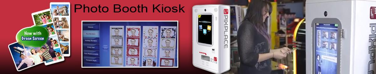 Photo Booth Kiosk Rental By Ross Brown