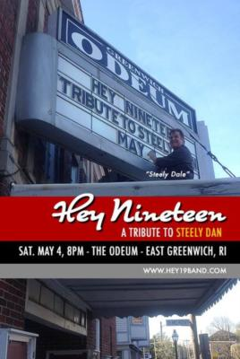 Hey Nineteen | East Greenwich, RI | Steely Dan Tribute Band | Photo #3