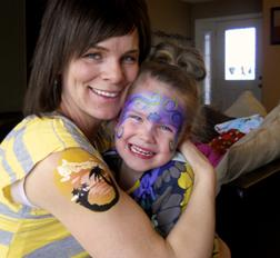 Artsee Face and Body | Herriman, UT | Body Painting | Photo #3