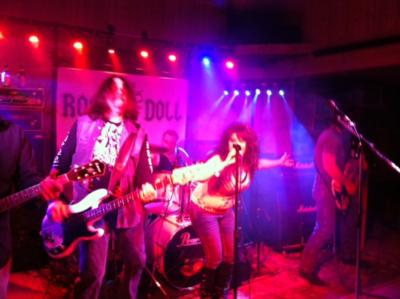 Rock Doll | Syracuse, NY | Cover Band | Photo #7