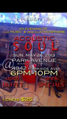 ACOUSTIC SOUL BAND | Philadelphia, PA | Acoustic Band | Photo #6