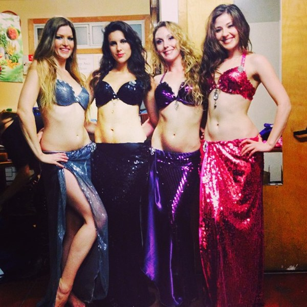 Rouge Dance Company - Belly Dancer - San Francisco, CA