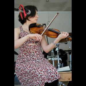 Central Bridge Celtic Duo | Amy Beshara