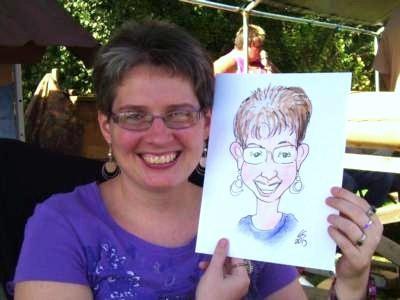 The Toon Guy | Atlanta, GA | Caricaturist | Photo #1
