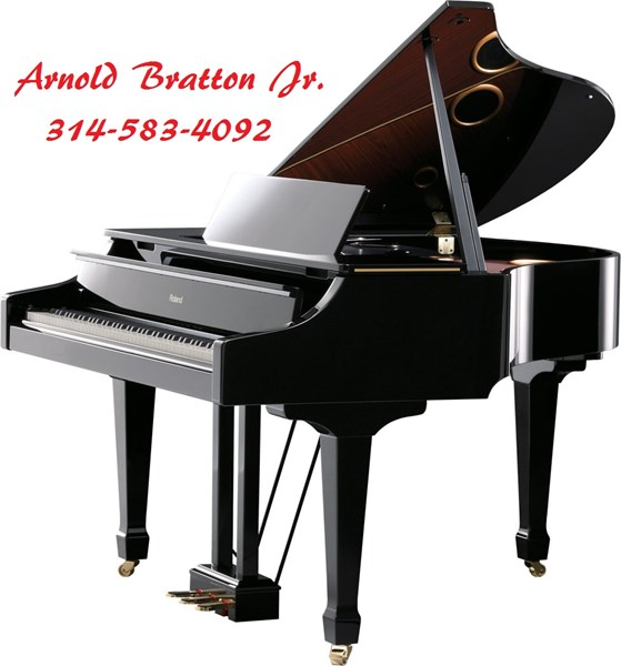 Arnold Bratton Jr., Pianist - Classical Pianist - Saint Louis, MO