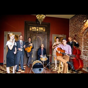 Broken Bow Swing Band | Swing Je T'aime