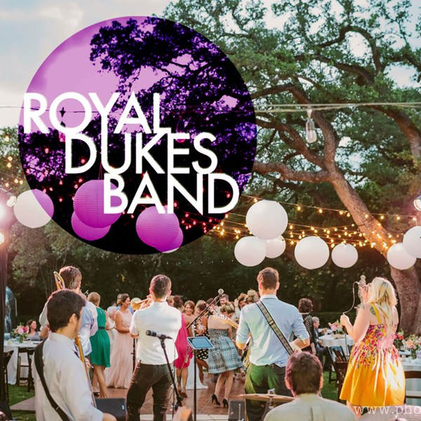Royal Dukes Band - Cover Band - New Orleans, LA