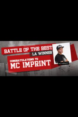 MC IMPRINT | Seal Beach, CA | Hip-Hop Band | Photo #4