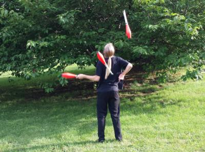 Stuart Ryerse, Juggler | Philadelphia, PA | Juggler | Photo #3