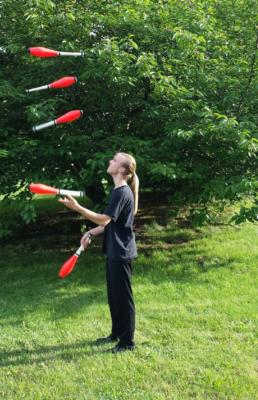 Stuart Ryerse, Juggler | Philadelphia, PA | Juggler | Photo #1