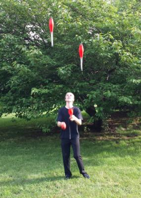 Stuart Ryerse, Juggler | Philadelphia, PA | Juggler | Photo #5