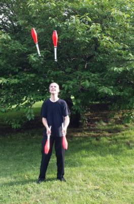 Stuart Ryerse, Juggler | Philadelphia, PA | Juggler | Photo #2