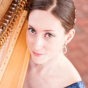 Findley Lake Harpist | Meghan Kathleen Davis