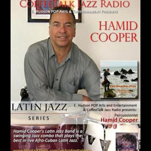 Hamid Cooper - Latin Band - Los Angeles, CA