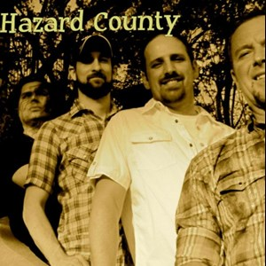 Wichita Falls Country Band | Hazard County