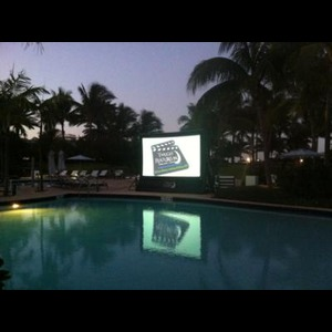 Twilight Features - Outdoor Cinema  - Event Planner - Fort Lauderdale, FL