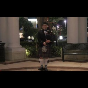 Apollo Beach Bagpiper | Steven MacDonald