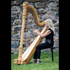 Maple Lake Harpist | Laurie Leigh Harpist