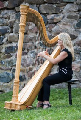 Laurie Leigh Harpist | Saint Paul, MN | Harp | Photo #1