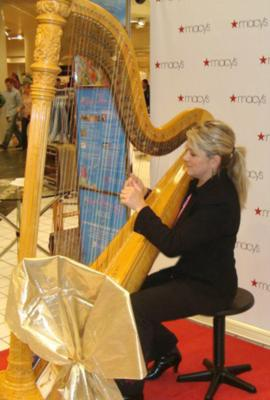Laurie Leigh Harpist | Saint Paul, MN | Harp | Photo #8
