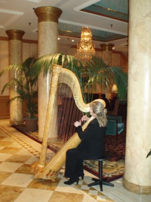 Laurie Leigh Harpist | Saint Paul, MN | Harp | Photo #5