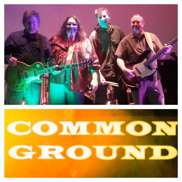 Common Ground Band - Classic Rock Band - Seattle, WA