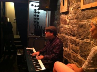 Adlai Waxman Piano/vocals | Baltimore, MD | Top 40 Keyboards | Photo #1