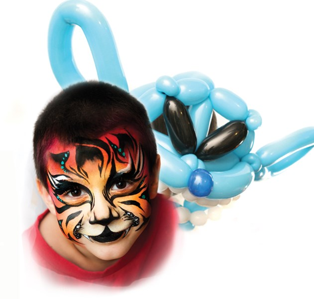 Face Painting & Balloon Twisting by Wagner Events - Face Painter - Tampa, FL