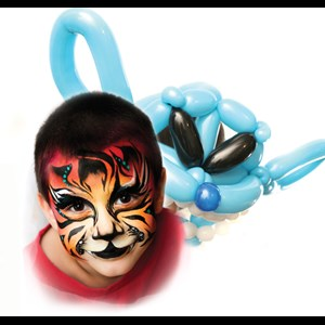 St Petersburg Face Painter | Face Painting & Balloons by Wagner Events