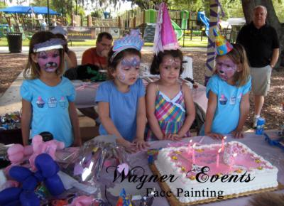 Face Painting & Balloons by Wagner Events | Tampa, FL | Face Painting | Photo #16