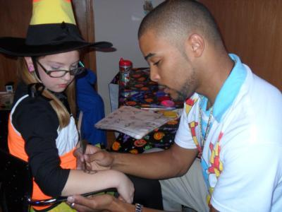 G.e.t. Entertainment | Salt Lake City, UT | Face Painting | Photo #3