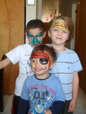 G.e.t. Entertainment | Salt Lake City, UT | Face Painting | Photo #9