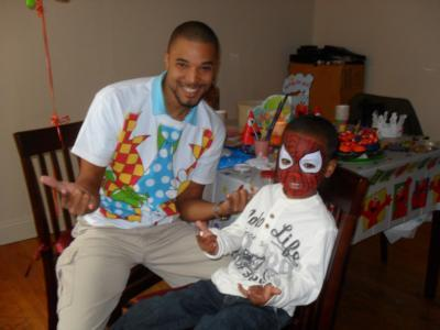 G.e.t. Entertainment | Salt Lake City, UT | Face Painting | Photo #4