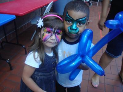 G.e.t. Entertainment | Salt Lake City, UT | Face Painting | Photo #12