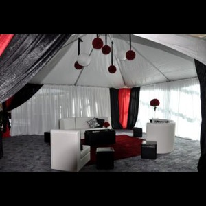 Olive Party Tent Rentals | O'Brien Productions