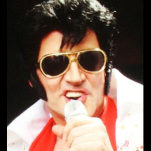 "Starlight Elvis Impersonator | Devon Cass As ""Young Elvis"""